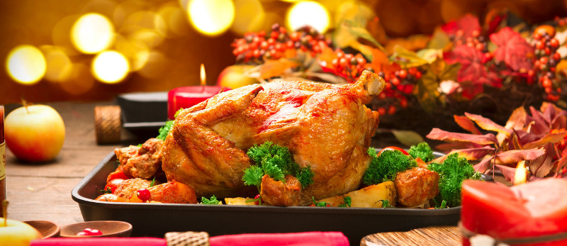 Tuck in - how to get the kids to eat well over Christmas