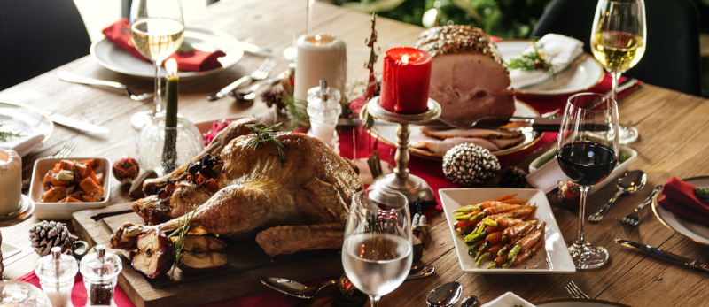 How to eat and drink well this Christmas