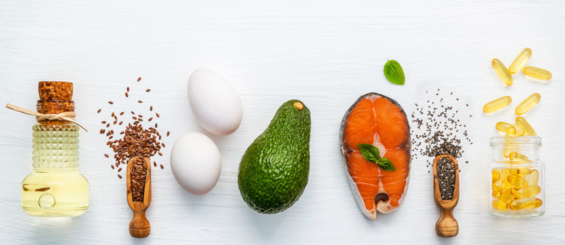 Fat in your diet - getting the balance right
