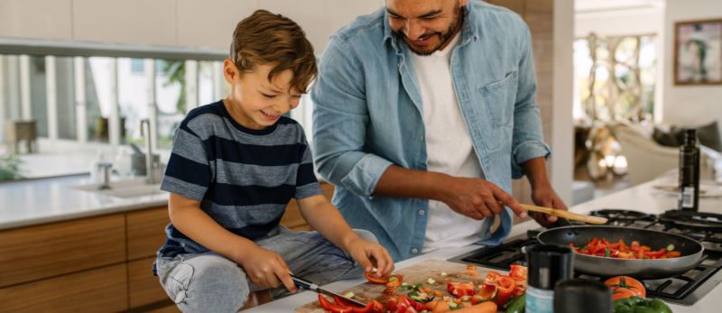 Six ways to improve your diet