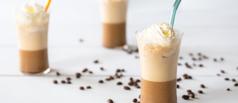 Iced Coffee Frappé