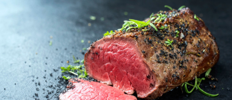 Does eating meat pose a risk to health?